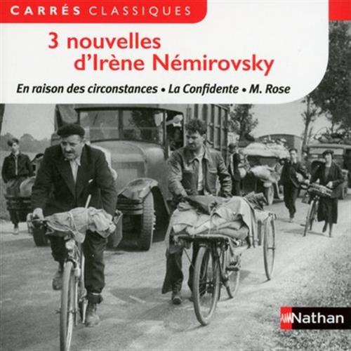 3 nouvelles d'Irène Némirovsky par Irène Némirovsky