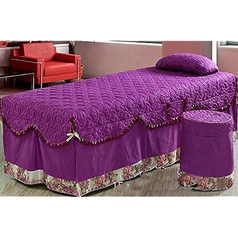 Colcha de belleza Cuatro set ropa de cama colcha/Spa belleza/masaje/fisioterapia la colcha de cama de belleza , 2 ,