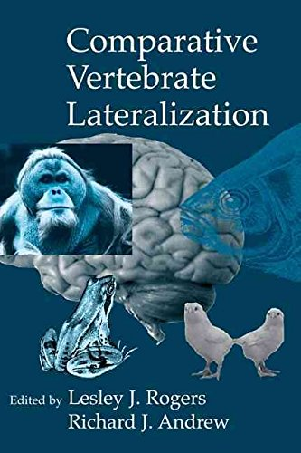[Comparative Vertebrate Lateralization] (By: Lesley J. Rogers) [published: February, 2011]