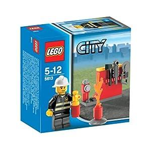 LEGO 5613 Città Vigile del Fuoco 0673419102384 LEGO