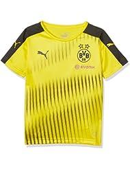 Puma BVB Maillot STADE Logo Jersey Sponsor