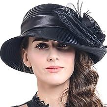 FORBUSITE Sombrero de Vestido de Ascot Derby S608 para Mujer fbe75ded3d3