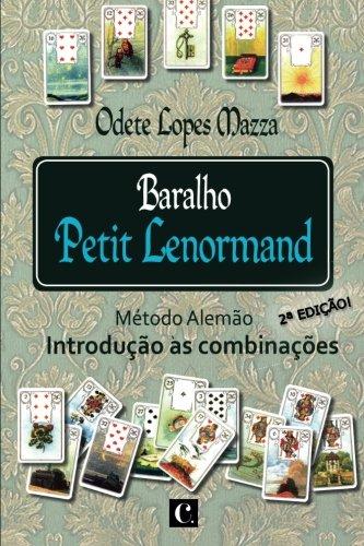 Baralho Petit Lenormand por Odete Lopes Mazza
