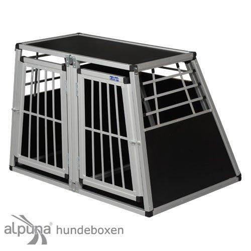 Transportbox N30 > 75x110x75cm Notausstieg / Doppelbox