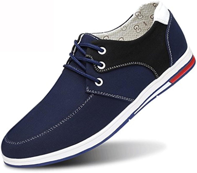 LIUXUEPING Zapatos Viejos De Tela De Beijing Hombre Transpirable Zapatos De Marea Versión Coreana Zapatos Zapatos  -