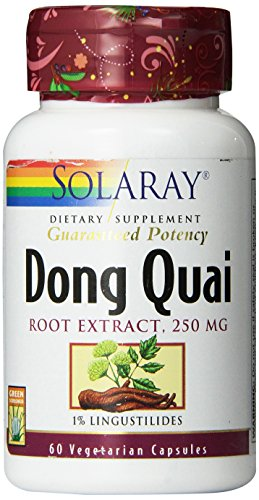 SOLARAY - Dong Quai 60CAP SOLARAY