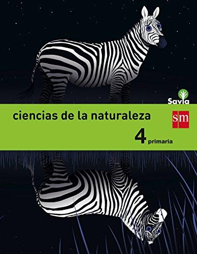 Ciencias de la naturaleza 4 Primaria Savia