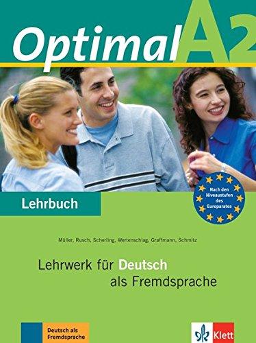 Optimal. A2. Lehrbuch. Per le Scuole superiori. Con espansione online