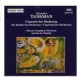 Tansman - Orchestral Works