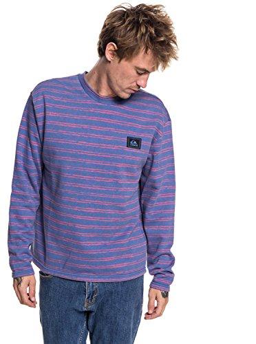 Quiksilver Early Faze - Sweatshirt - Sweatshirt - Männer - L - Blau