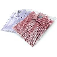 Hangerworld 30,5x 40,5cm bolsas de plástico con autocierre para camisas ropa, 40unidades, transparente