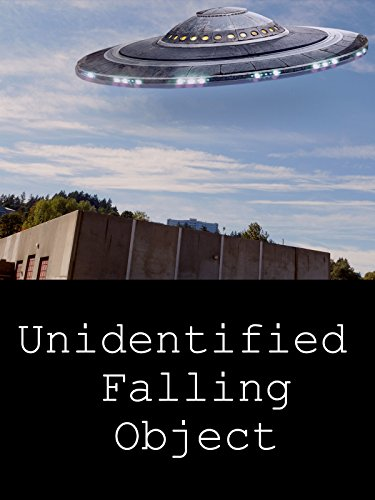 Unidentified Falling Object Cover