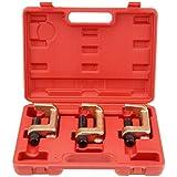 ridgeyard 3pcs Tie Rod extractor extractor de rótula separador brazo Pitman extractor divisor herramienta Set