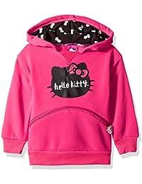 ec86f00e2ef7f Hello Kitty Girls' Character Hoodie