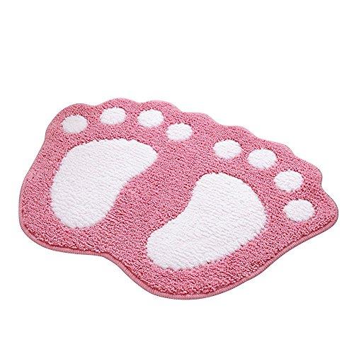 SHANNA Vorname Rutschfeste Badematte Badezimmer Dusche Teppiche Bereich Teppiche Teppich Niedliches Big Füße saugstark Fußmatte Fußmatte Wohnzimmer Sofa Kissen Fuß Pad Teppich