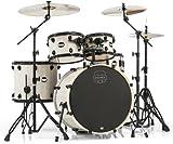 Mapex MA529SFBAW 5-Piece Mars Series Hybrid Drum Set, Bonewood
