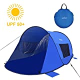 Best Tentes Canopy - Acelane 2 personnes Plage Pop Up Tente Soleil Review