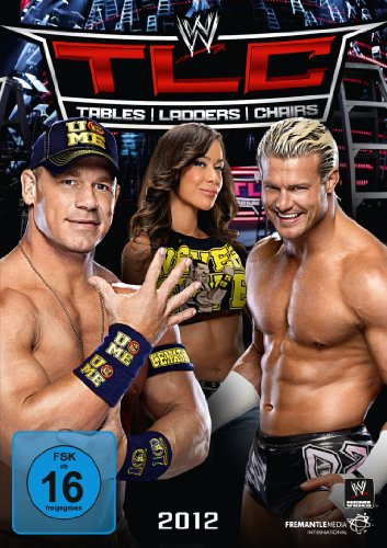 Coverbild: WWE - TLC 2012: Tables, Ladders & Chairs 2012
