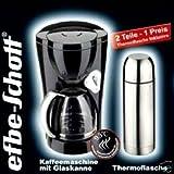 Kaffeemaschine Kaffeeautomat Efbe-Schott KA 240 SW Duo