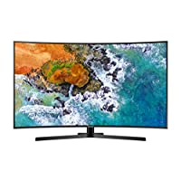 "Samsung Nu7500 49"" 124 Ekran Curved 4K Ultra Hd TV"