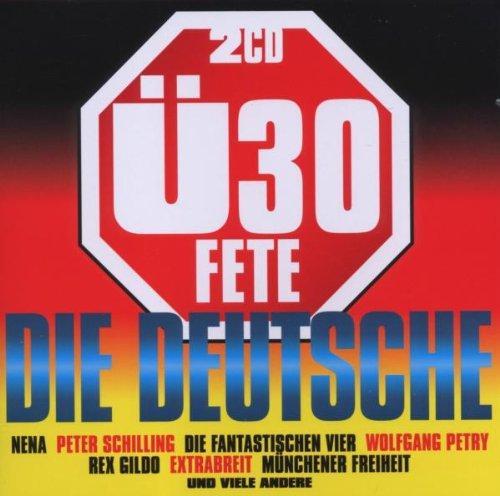 51CrIY2sjfL - Ü30 Fete-die Deutsche
