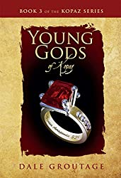Young Gods of Kopaz: Book 3 of the Kopaz Series (English Edition)