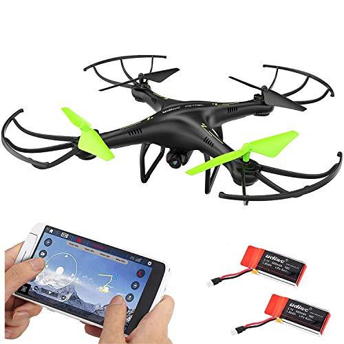Daye FPV Drone 2.4 GHz U42W RC Quadcopter cámara