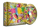 Vocal-Star Kinder Karaoke CDG CD+G Disc Set - 150 Lieder 7 Discs