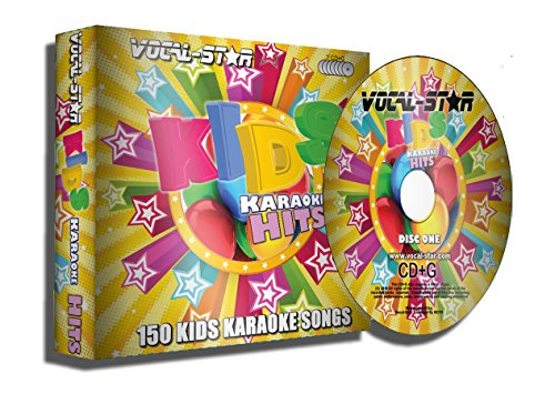 raoke CDG CD+G Disc Set - 150 Lieder 7 Discs ()