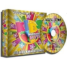 Vocal-Star Kids Karaoke CDG CD+G Disc Set - 150 Songs 7 Discs