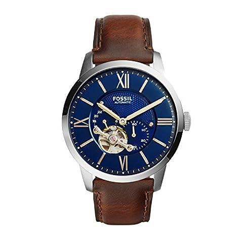 Fossil Herren-Uhren ME3110 (Herren Fossil Skelett)