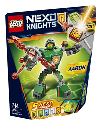 Nexo Knights - Battle Suit Aaron