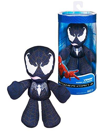 Spider-Man Spiderman Venom Mini-Peluche ca 12cm Hasbro