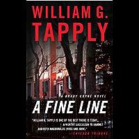 A Fine Line: A Brady Coyne Novel (Brady Coyne Novels Book 19) (English Edition)