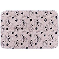 POPETPOP - Almohadillas duraderas y lavables para perros (60 x 40 cm)