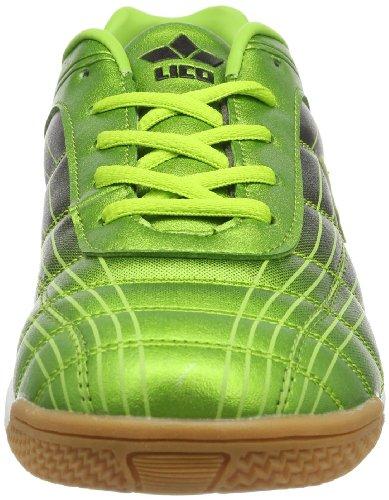 Lico Rockford 350016 Herren Hallenschuhe Grün (grün/schwarz)