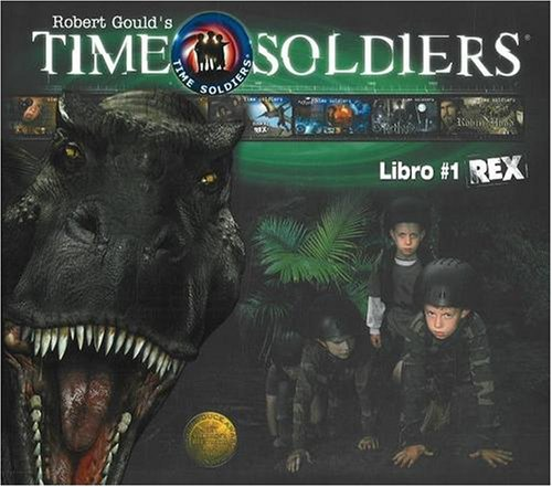 Rex: 1 (Time Soldiers)
