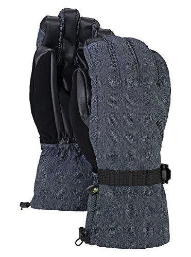 Burton Herren Prospect Glove Snowboardhandschuhe, Denim, L - Winter Handschuhe Burton Herren