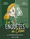 """Afficher """"Les Enquêtes de Clèm n° 1 La Mystérieuse Mrs Walton"""""""