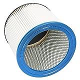 ✧WESSPER® Patronen Filter für Bosch GAS 12-30 F Professional (Fur trockenen und nassen Einsatz)