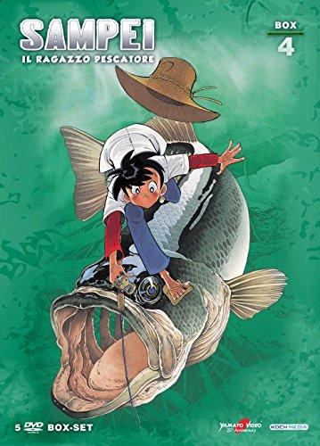 Sampei - Il Ragazzo Pescatore Box 04 (Ltd) (5 Dvd+Booklet) (1 DVD)