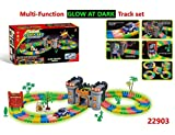 #9: Different Way to Build Your Own Adventure Track Set with Glow at Dark (HCCD Enterprise) (22903)