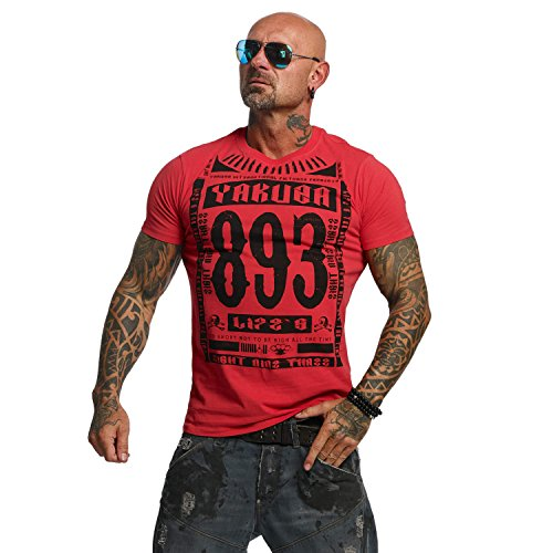 Yakuza Original Herren Life Time T-Shirt
