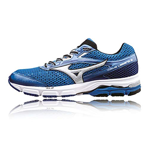 Mizunowave legend 3 - scarpe running uomo, blu (blu), 40