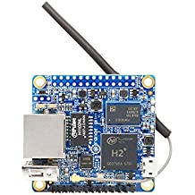 MakerHawk Orange Pi Zero H2 Junta Quad Core Open-source 256MB con Antena Wifi