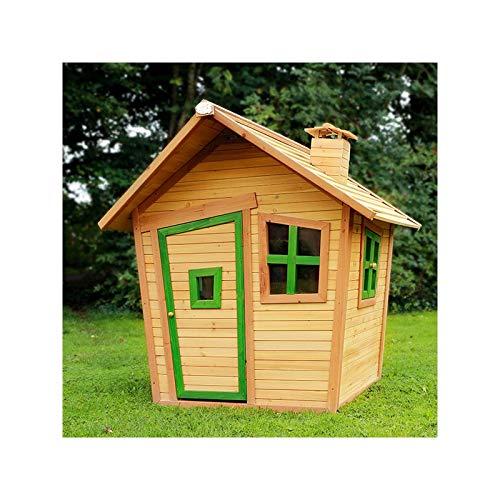Spielhaus Kinderspielhaus BV-VERTRIEB Gartenhaus Spielhütte aus Holz für Kinder – (3374)