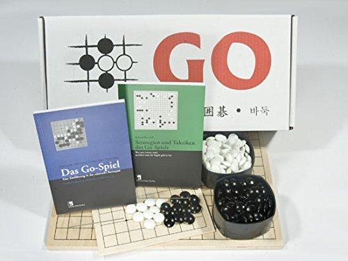 Go-Spiel: Anfänger-Paket 09