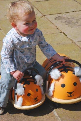 Image of Wheelybug Tiger Ride-On - Small