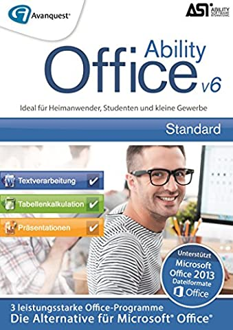 Ability Office 6 [PC