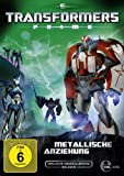 Transformers Prime, Folge 5 - Metallische Anziehung